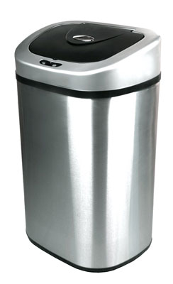 5. Nine Stars DZT-80-4 21.1-Gallon Stainless Steel Trash Can