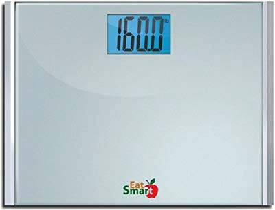 5. EatSmart Digital Bathroom Scale (Precision Plus)