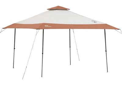 2. Coleman 13 x 13 Instant Canopy