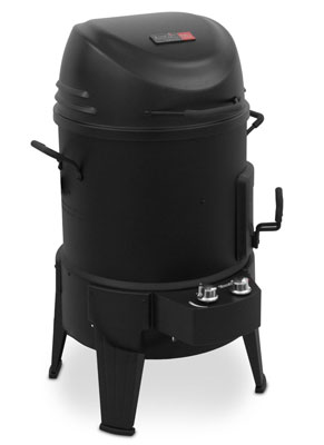 8. Char-Broil TRU-Infrared Smoker with Grill