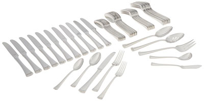 Lenox 65-Piece Flatware Set