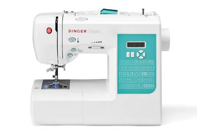 10. SINGER 7258 Sewing Machine