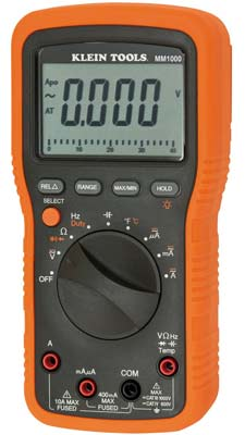 8. Klein Tools MM1000 Multimeter