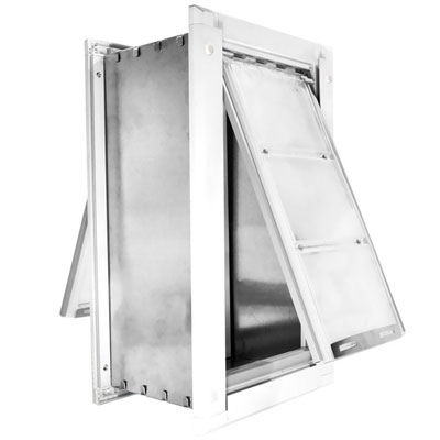 7. Endura Flap Wall Mount Pet Door