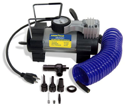 2. Bon-Aire Goodyear i8000 Tire Inflator