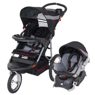 8. Baby Trend XL Travel System
