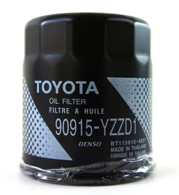 8. Toyota 90915-YZZD1 Oil Filter