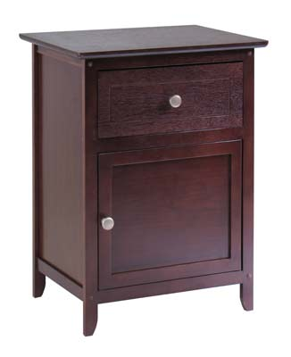 1. Winsome Wood Night Stand