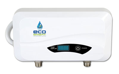 8. EcoSmart POU 3.5 Electric Tankless Water Heater