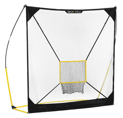 8. SKLZ Quickster Baseball Net