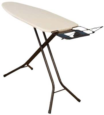 1. Household Essentials Fibertech Ironing Board