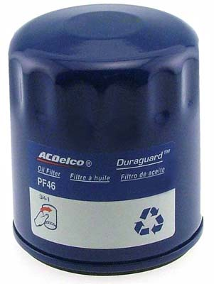 9. ACDelco PF46E Engine Oil Filter
