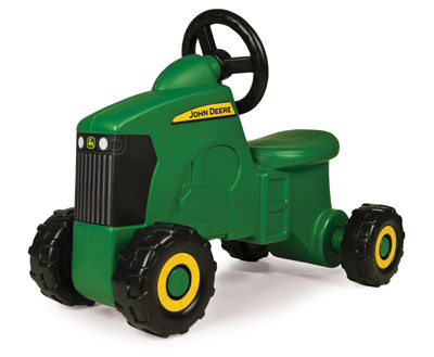 4. TOMY Sit-N-Scoot Tractor