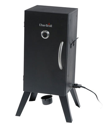 3. Char-Broil Vertical Electric Smoker