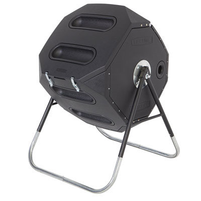 6. Lifetime 60028 65-Gallon Compost Tumbler