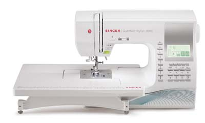 7. SINGER 9960 Sewing Machine
