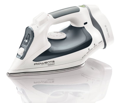 8. Rowenta DW2090 Stainless Steel Steam Iron