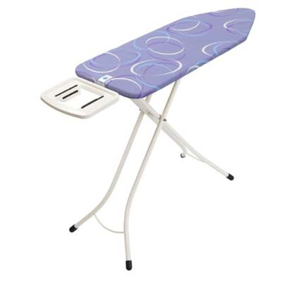 2. Brabantia Ironing Board with Solid Steam Ironing Rest