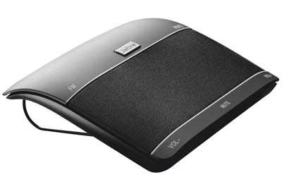 4. FREEWAY Bluetooth Speakerphone by Jabra