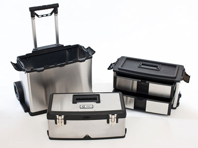 7. Trinity 3-in-1 Suitcase Toolbox