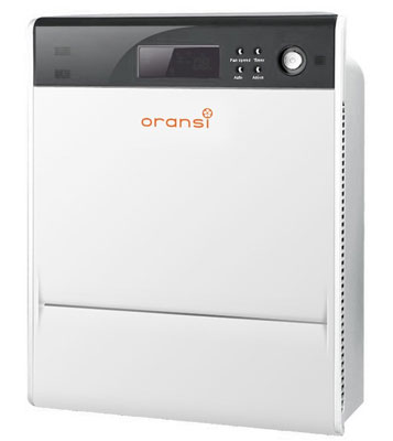 9. Oransi Max HEPA Air Purifier