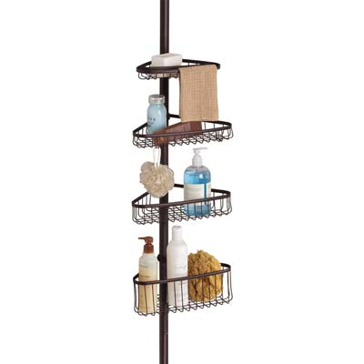 2048a5b325d Top 10 Best Bathroom Shower Caddy Shelves in 2019 Reviews