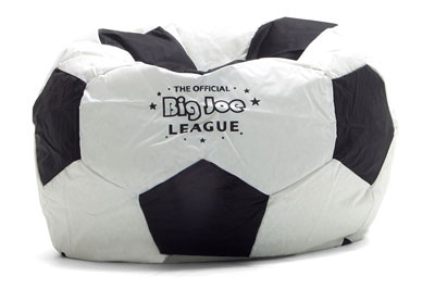 8. Big Joe Soccer Bean Bag