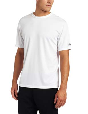 4. ASICS Men's Short Sleeve Shirt