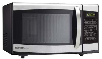 2. Danby DMW077BLSDD Microwave Oven