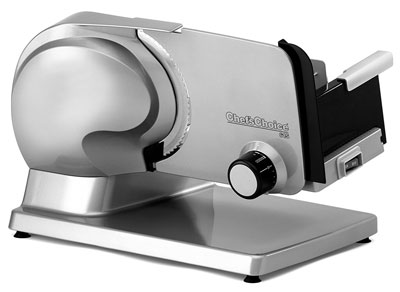 2. Chef's Choice Electric Food Slicer (615 Premium)