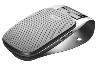 5. Drive Bluetooth In-Car-Speakerphone by Jabra