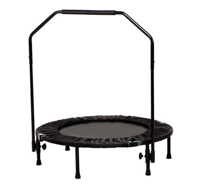9. Marcy Cardio Trampoline Trainer