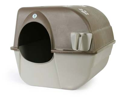 3. Omega Paw Self-Cleaning Litter Box