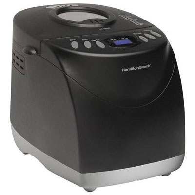 9. Hamilton Beach 29882 2-Pound Bread Maker