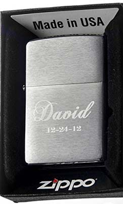 Top 10 Best Engraved Zippo Lighters in 2019 Review