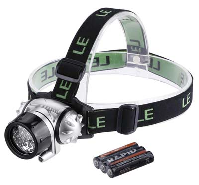 2. LE Headlamp LED Flashlight