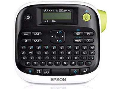 1. Epson LW-300 Label Maker