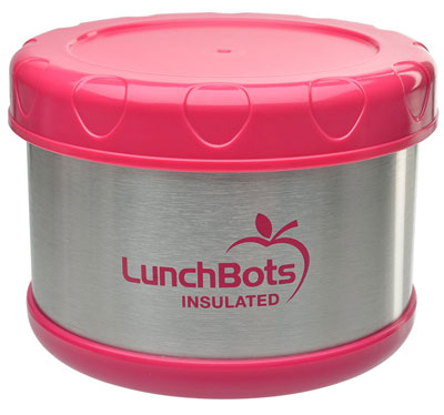 9. LunchBots 16 oz. Insulated Food Container
