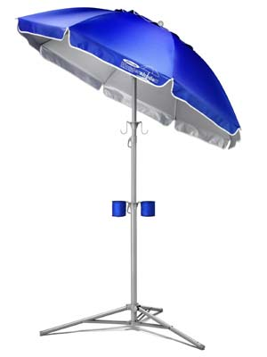 3. Wondershade Portable Umbrella (Royal Blue)