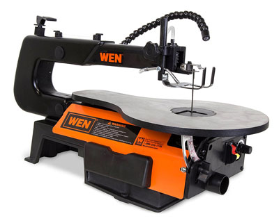 3. WEN 3920 16-Inch Two-Direction Saw with Flexible LED Light