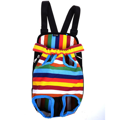 5. Cosmos Colorful Pet Carrier Bag