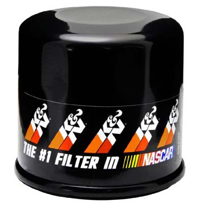2. K&N PS-1008 Oil Filter