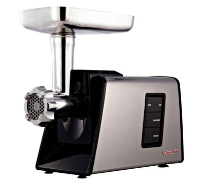 1. Sunmile SM-G73 ETL Electric Meat Grinder