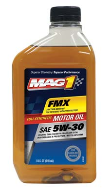4. MAG1 61790-pk6 Synthetic Motor Oil