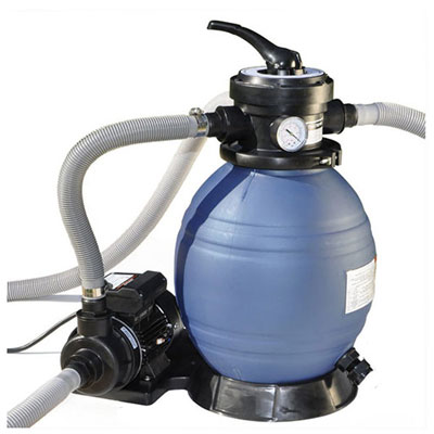 Top 10 Best Sand Filter Pumps For Pool In 2020 Reviews
