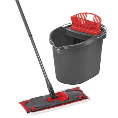 5. O-Cedar Ultra Max Mop & Bucket Kit