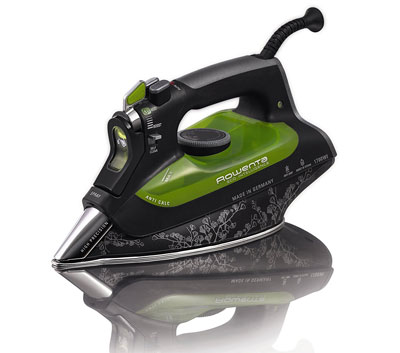 9. Rowenta DW6080 Stainless Steel Steam Iron