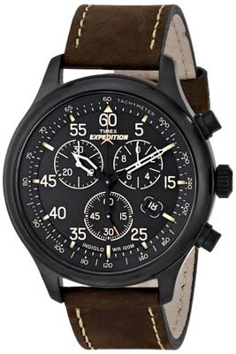 7. Timex Men's Chronograph Watch (T499059J)