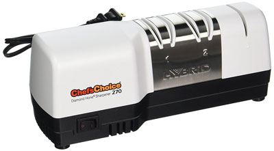 6. Chef's Choice 270 Knife Sharpener