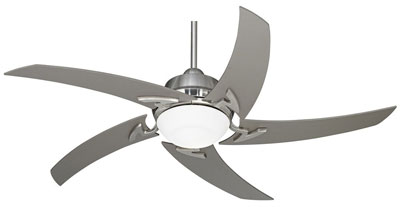 "8. Casa Vieja 52"" LED Ceiling Fan"